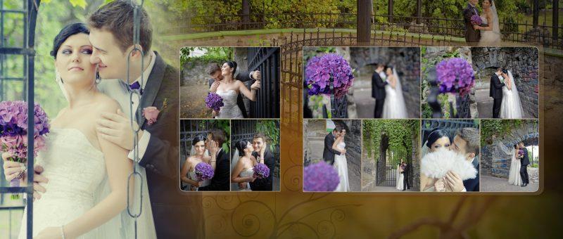 Album foto nunta – Lusica & Dragos