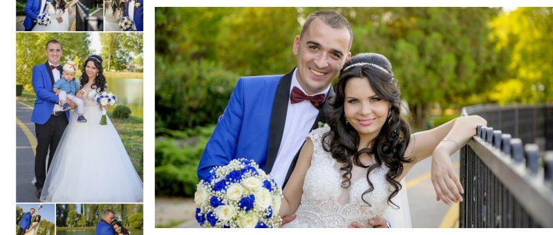 Album foto pentru nunta – Roxana & Dragos