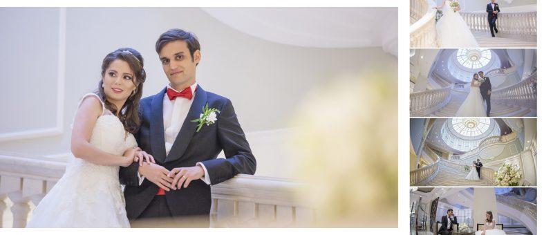Album fotocarte nunta – Alexandra & Mihai