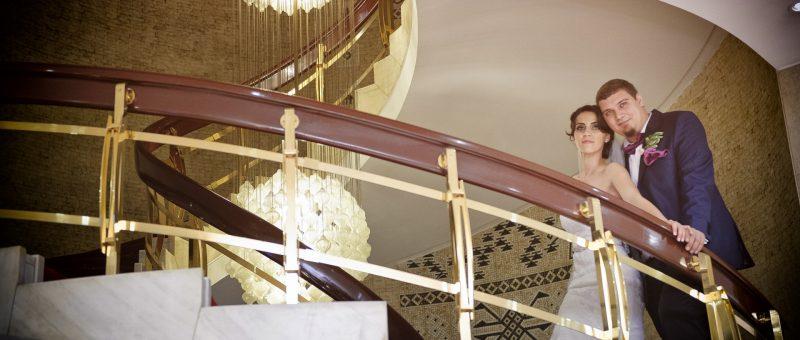 Fotografii De Nunta Andreea Andrei Hotel Intercontinental